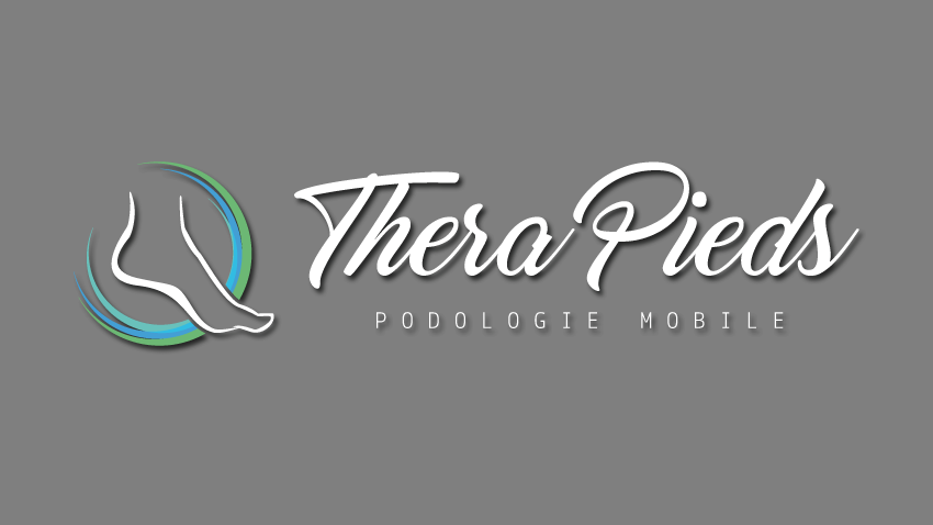 thera pieds podologie mobile logo